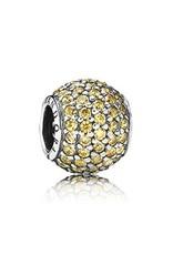 Pandora Pavee Lights Golden