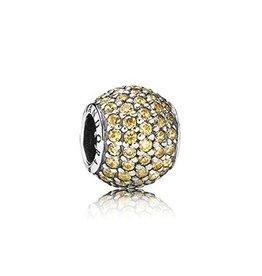 Pandora 791051FCZ - Pavee Lights Golden