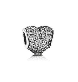 Pandora 791052CZ - Pavee Heart