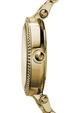 Michael Kors Parker Pave Gold