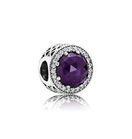 Pandora Radiant Hearts Royal Purple