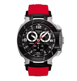 Tissot T-Race Red Strap