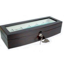 Phoenix Ebony Watch Box