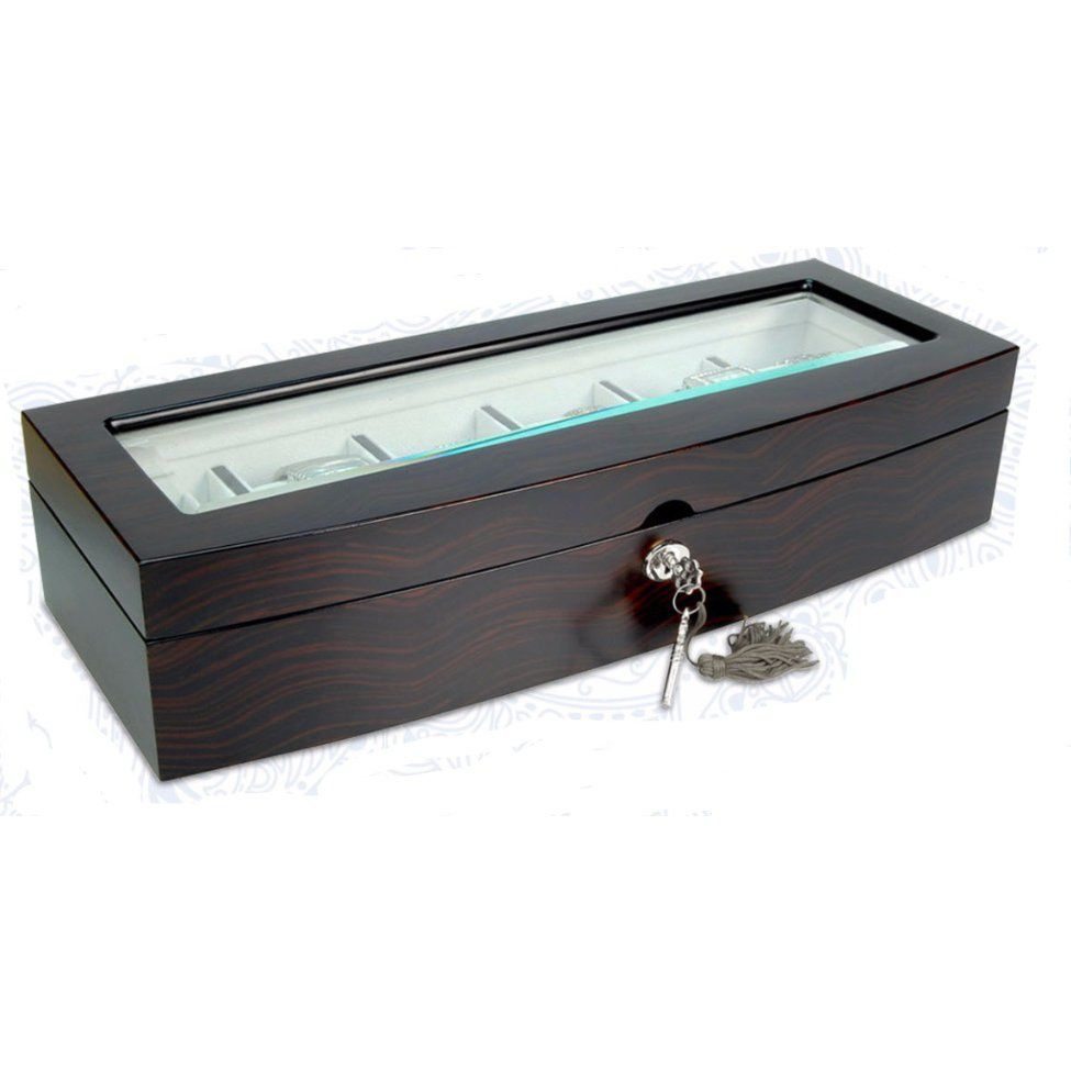 Phoenix Ebony Watch Box