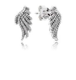 Pandora Majestic Feathers CZ