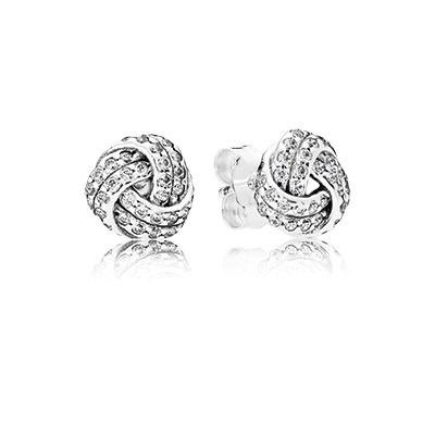 Pandora Sparkling Love Knots