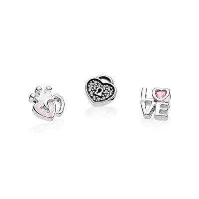 Pandora Forever Hearts Petites
