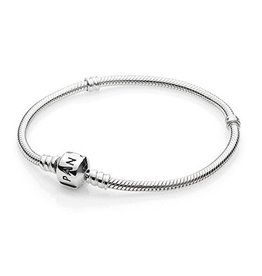 Pandora 590702HV - Barrel Clasp Bracelet