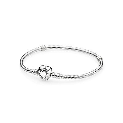 Pandora Heart Clasp Bracelet