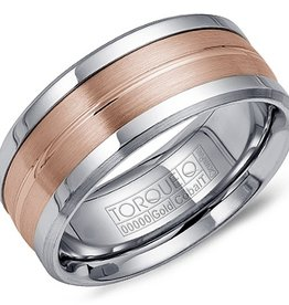 Torque Cobalt & Rose Gold