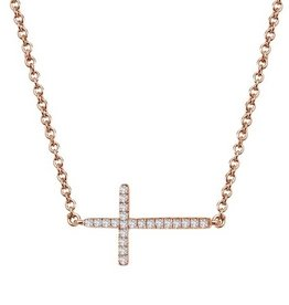Lafonn Cross (Horizontal)