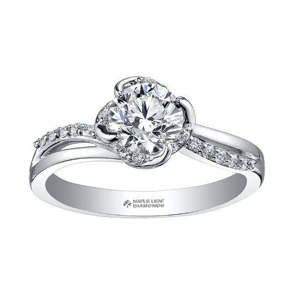 Maple Leaf Diamonds Elements of Love (0.40ct) Canadian