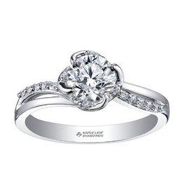 Maple Leaf Diamonds Elements of Love (0.65cttw)