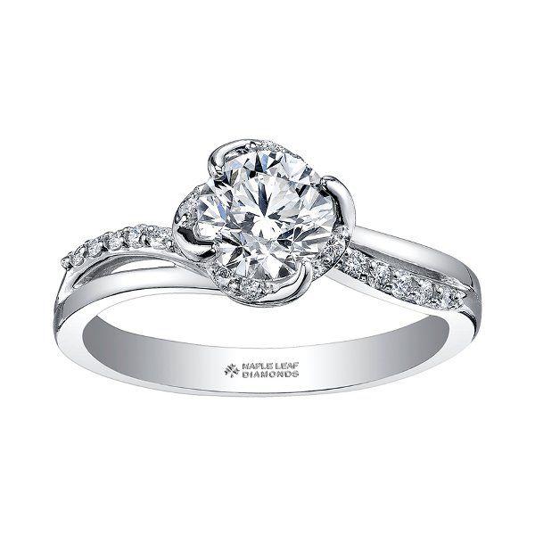Maple Leaf Diamonds Elements of Love (0.85ct) Canadian