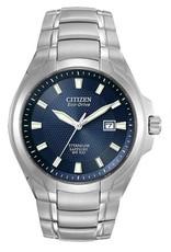 Citizen Titanium Blue