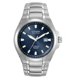 Citizen Titanium Blue