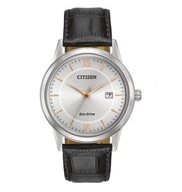 Citizen Men's Strap Eco Drive with Date