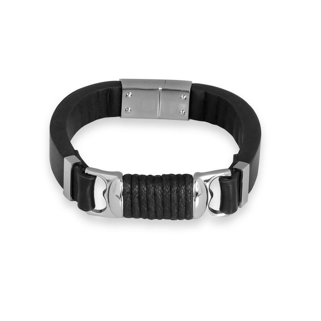 Steelx Steel/Leather