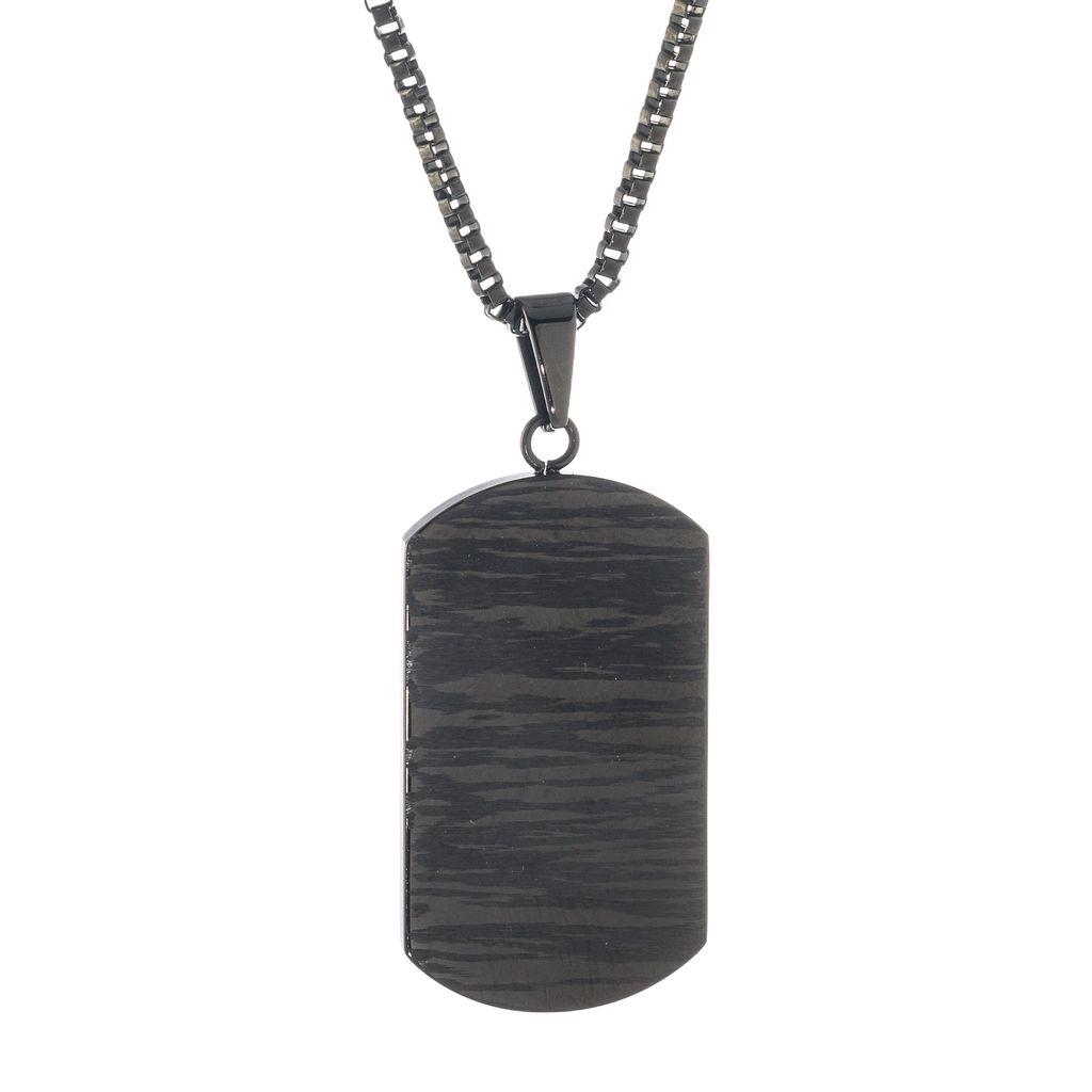 Steelx Black Patterned
