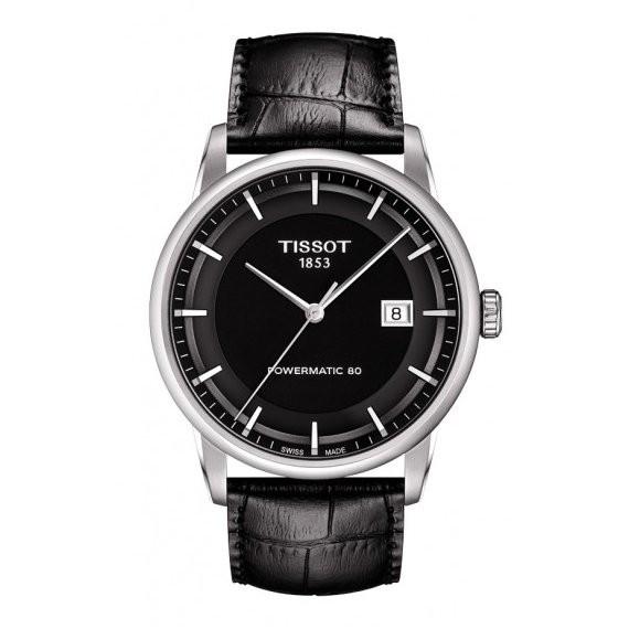 Tissot Luxury Auto Black