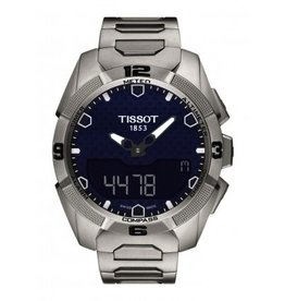 Tissot T-Touch Expert Solar Titanium