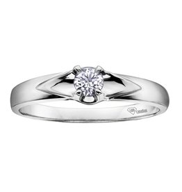 I am Canadian Brilliant-AM108W (0.04ct) Canadian