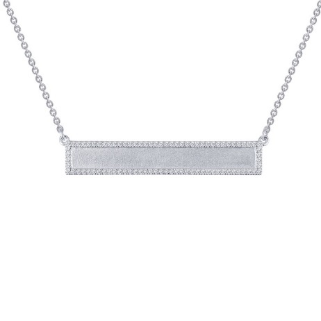 Lafonn Bar Necklace