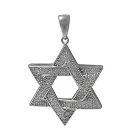Star of David CZ
