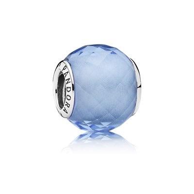 Pandora Petite Facets Blue