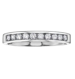 Anniversary Band-W (0.20ct)
