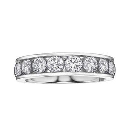 Anniversary Band-W (0.33ct)