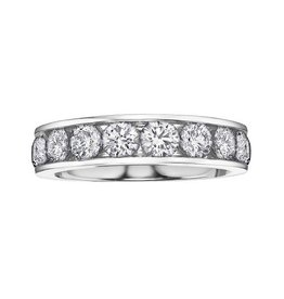 Anniversary Band-W (0.75ct)