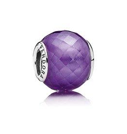 Pandora Petite Facets Purple
