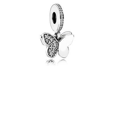 Pandora Fluttering Butterflies
