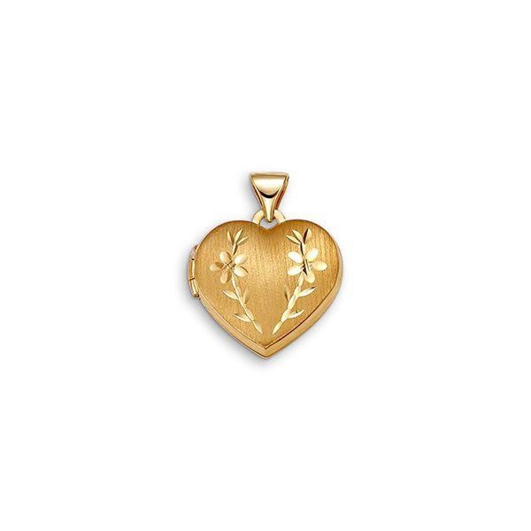 Heart Locket (Y)
