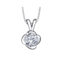 Maple Leaf Diamonds Winds Embrace (0.25ct) Canadian