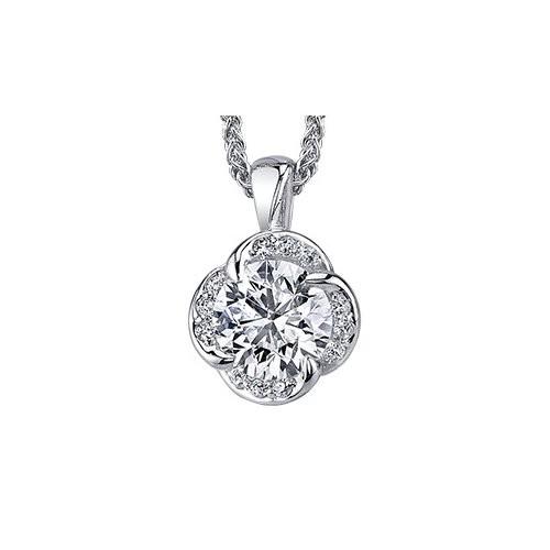 Maple Leaf Diamonds Winds Embrace (0.42ct) Canadian