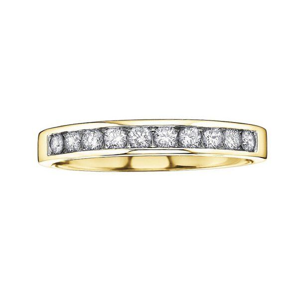 Anniversary Band (0.10ct)
