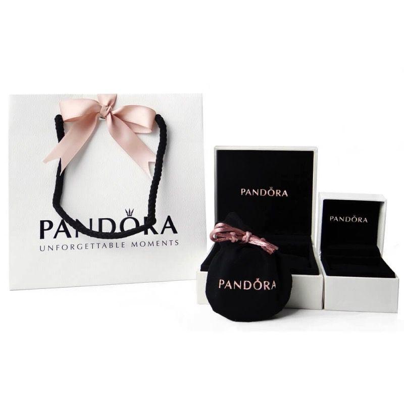 Pandora Light Pink Enamel