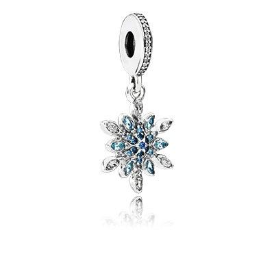 Pandora Snowflake Dangle