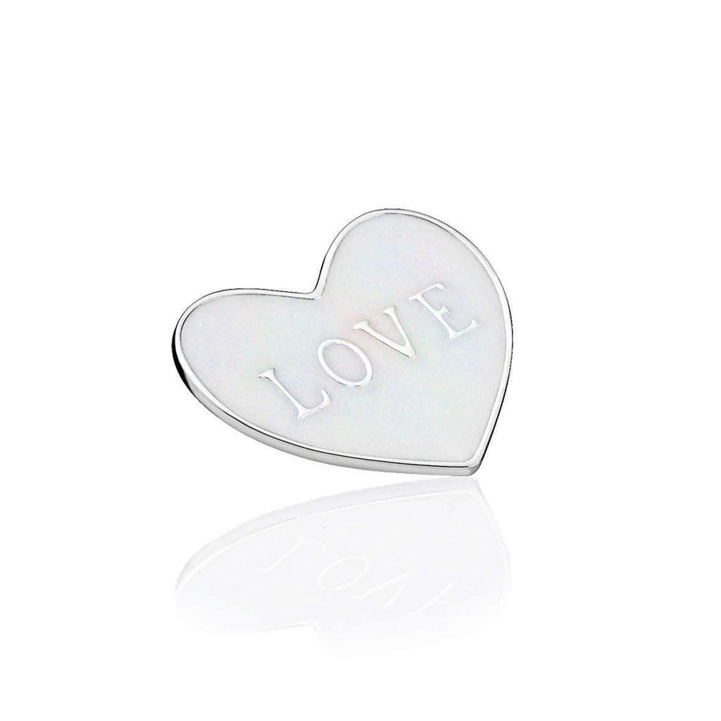 Pandora Love Heart Plate