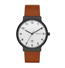 Skagen Ancher Leather