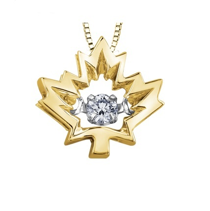 I am Canadian Maple Leaf