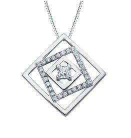 Maple Leaf Diamonds Geometric (0.20ct) CND