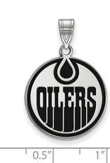 Oilers Large Enamel