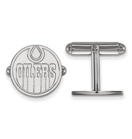 NHL Licensed Oilers Cuff Links