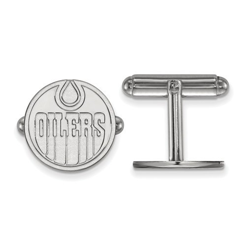 Oilers Cuff Links