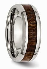 Brown Wood Inlay