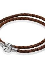 Pandora Brown Leather