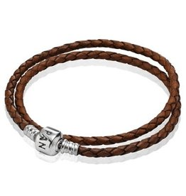 Pandora Brown Leather